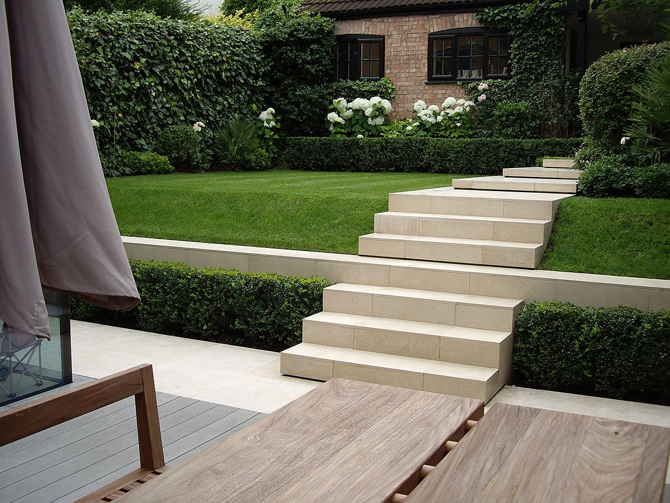 Contemporary gardens archives hampstead garden for Modern garden design
