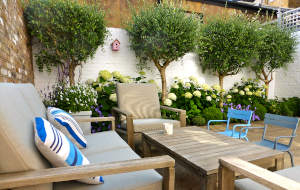 Courtyard Garden Design London