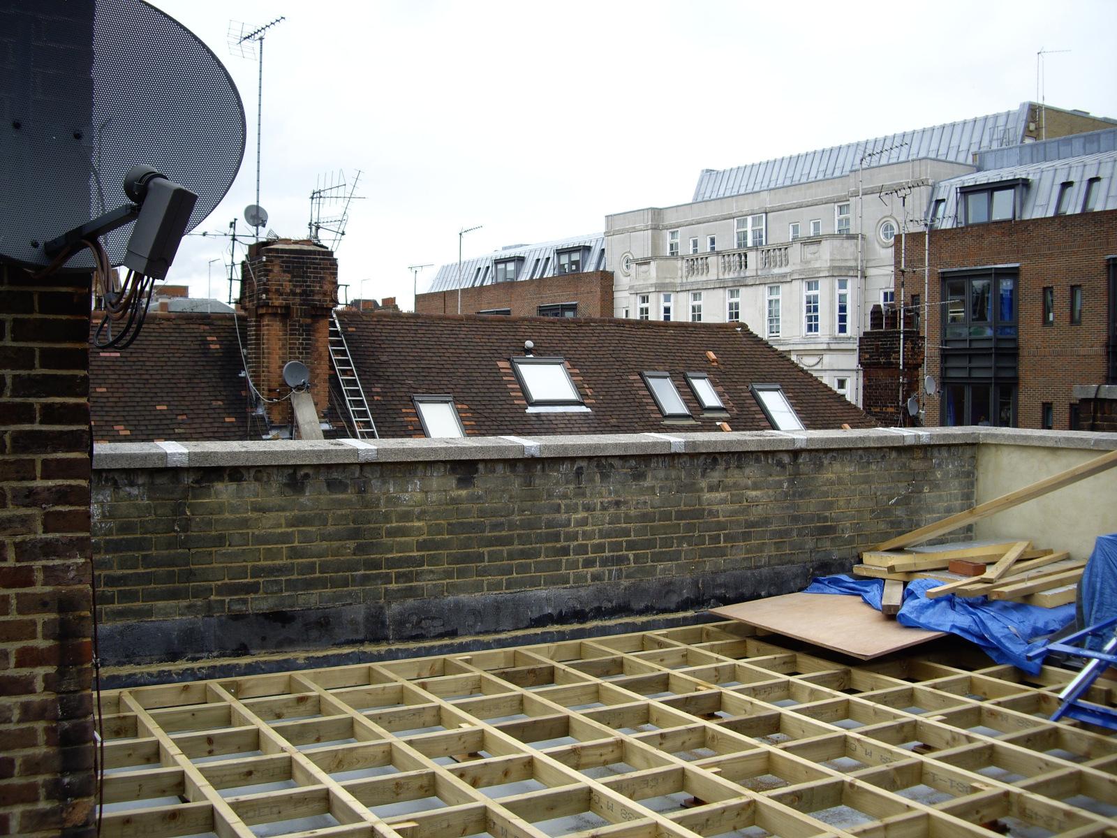 The Challenges of exposed Garden Design for rooftop gardens