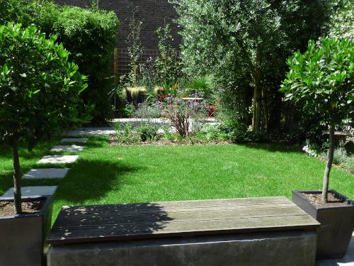 Small Garden Design in London