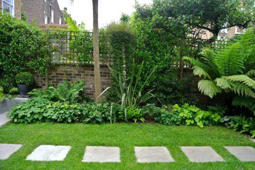 Small Urban Garden Design Kentish Town
