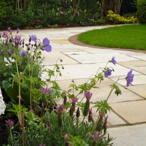 Small Family Garden Design London